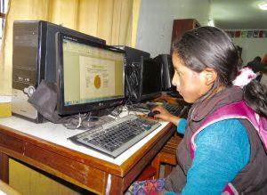 villa maria meisje computerles