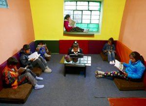 villa maria lezende kinderen