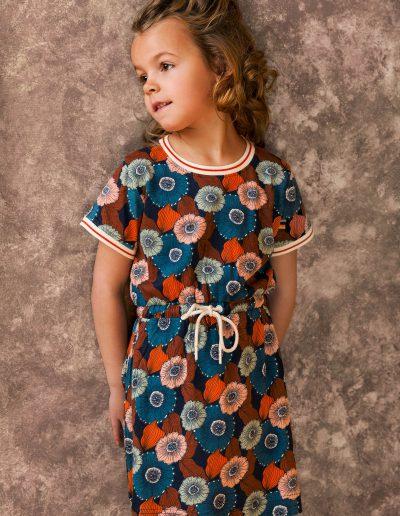 4ff jurk retro