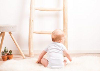 claesens babylijn trap